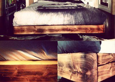 REDWINE BED FRAME